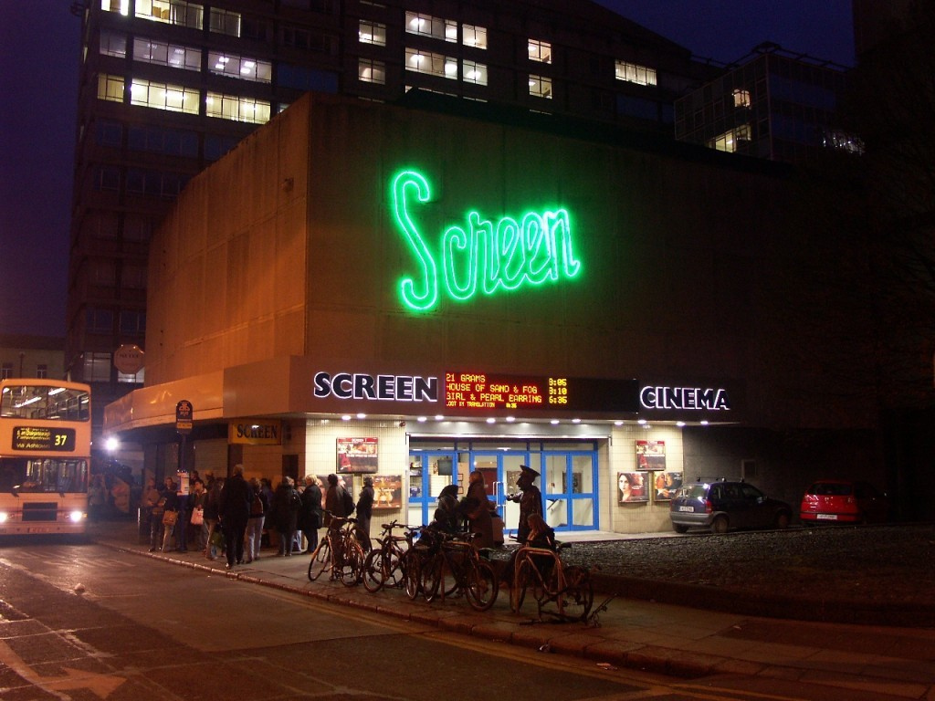Screen cinema Dublin