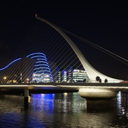 Samuel Beckett Bridge - Puentes